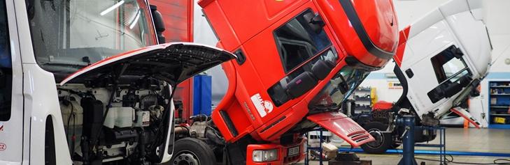 Autorizovaný servis autobusů, nákladních a užitkových vozů Iveco