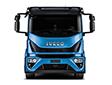 servis nákladních aut značky IVECO