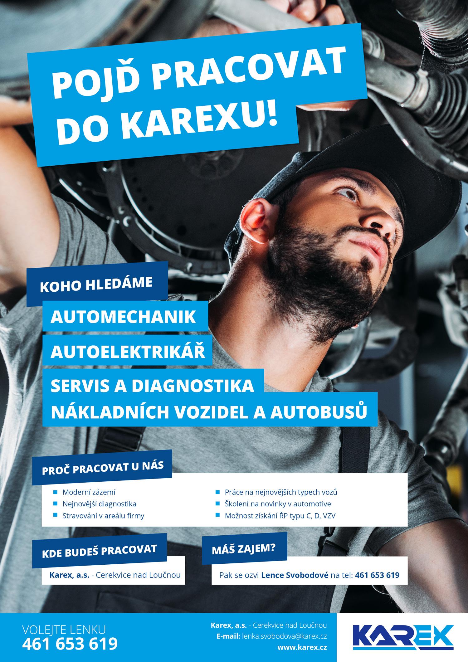 Karex_nabor_prace
